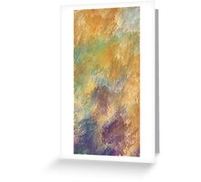 The paintbrush Greeting Card