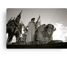 The American Allegory Canvas Print