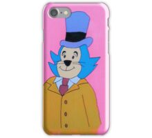 Benny On The Town iPhone Case/Skin