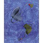 Wateringcan Tango    2darts,  by Ian Farnbach