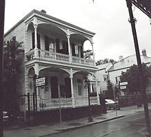 New Orleans Hotel by ilanaruth