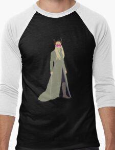 Party King Men's Baseball ¾ T-Shirt
