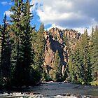 Taylor River Colorado by Ken Lowden