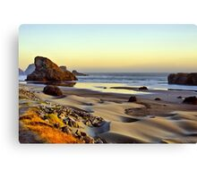 Highway 101 Canvas Print