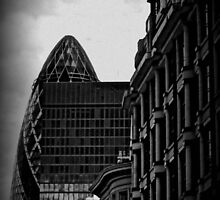 Bishopgate by Paul James Farr