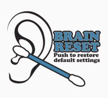 Brain Reset by e2productions