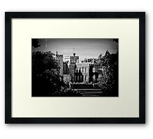 Remains of Today Framed Print