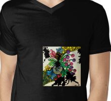 paint outside the lines Mens V-Neck T-Shirt