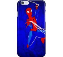 Spiderman emerges! iPhone Case/Skin