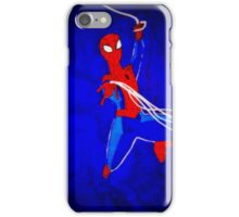 Spiderman emerges! iPhone Case/Skin