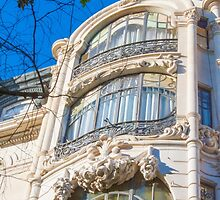 Art Nouveau. Arte Nova. Architect Norte Júnior. Prémio Valmor. by terezadelpilar~ art & architecture