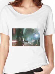 Darth Revan and the Revanchists  Women's Relaxed Fit T-Shirt