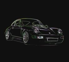 Porsche 911 RS (964) by supersnapper