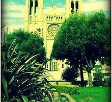SF Cathedral by ashb0805