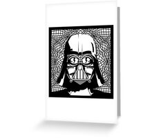 Lord of the dark side Greeting Card
