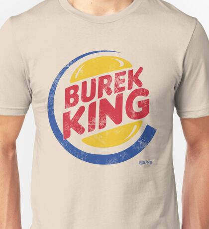 Burek King Unisex T-Shirt