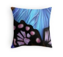 Farfalle Throw Pillow
