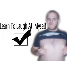 Bucket List 3: Learn To Laugh at Myself by J.M. Romig