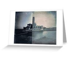 The Pumphouse, Asbury Park, NJ Greeting Card