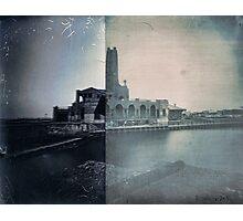The Pumphouse, Asbury Park, NJ Photographic Print