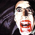 The Horror of  Dracula by Zombie Rust