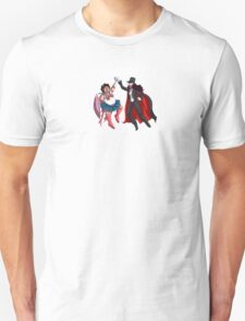 Sailor Steven and Tuxedo Connie T-Shirt