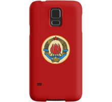 COAT OF ARMS  YUGOSLAVIA Samsung Galaxy Case/Skin