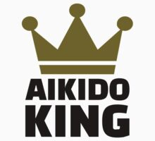Aikido King by Designzz