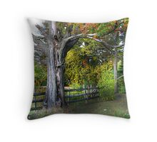 """ Tree "" Throw Pillow"