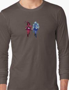 Sailor Ruby and Sailor Sapphire Long Sleeve T-Shirt