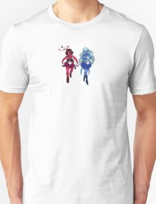Sailor Ruby and Sailor Sapphire T-Shirt