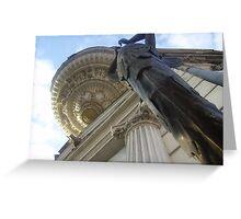 Odessa - Iron Lady Greeting Card