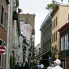 Rue de la Paul by Brenda Dow
