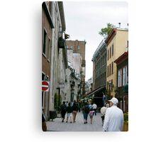 Rue de la Paul Canvas Print