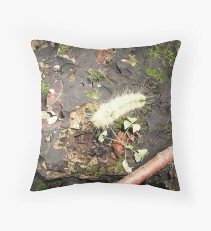 My Furry Friend Throw Pillow