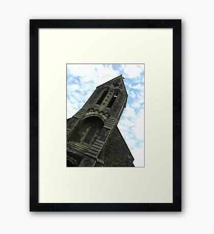 Llanwonno Church Framed Print