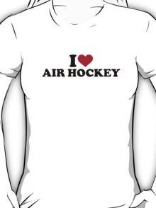 I love Air hockey T-Shirt