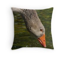 The Grey Goose! Throw Pillow