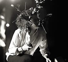 Harry Styles Flowers  by idkbutpuppies