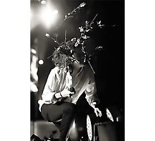 Harry Styles Flowers  Photographic Print