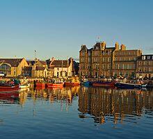Kirkwall Harbour by Panalot