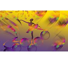 What A Feeling-  Art + 23 Products Design  Photographic Print