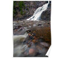 Caribou Falls. Poster
