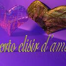 purple hearts by mxsara