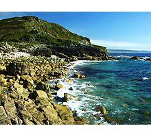Bubblegum Beach Photographic Print