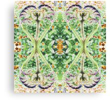 Love Ferns Canvas Print