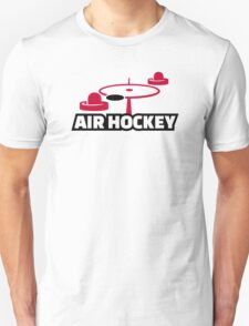 Air hockey Unisex T-Shirt