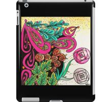 grow where you are planted. iPad Case/Skin