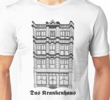Das Krankenhaus Unisex T-Shirt