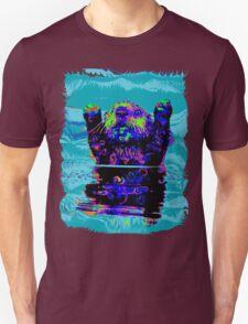 PSYCHEDLIC SEA OTTER Unisex T-Shirt